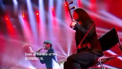 00后异国少年《歌手》首秀,唱英文歌却带中国风,灵魂吟唱无疑了
