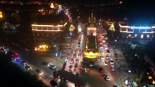 勐巴拉国际旅游度假区欢乐不停歇!