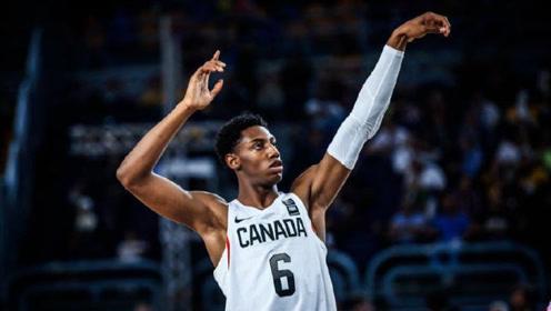 NBA状元热门人选巴雷特,被誉为科比的接班人,拥有超强身体天赋