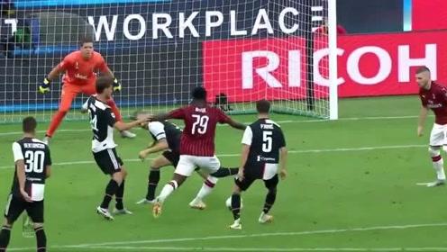 意甲米兰42逆转尤文伊布凯西莱奥5分钟3球C罗破门