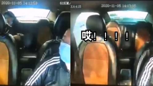 武汉一女乘客60码高速突然跳车,女司机当场吓懵:受不起这惊吓