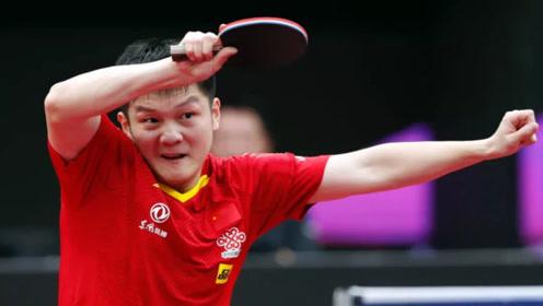 樊振东4比2晋级4强!强势战胜林昀儒的他,试问有谁能挡?