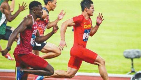 中国田径最辉煌的时刻!苏炳添碾压6位黑人选手,霸气首夺世界冠军