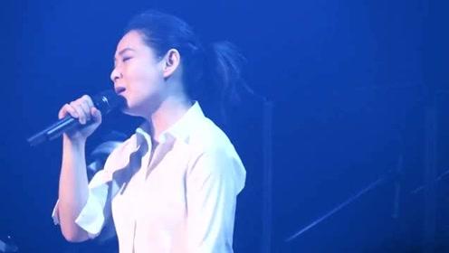刘若英超好听现场,感动了很多人的一首歌!
