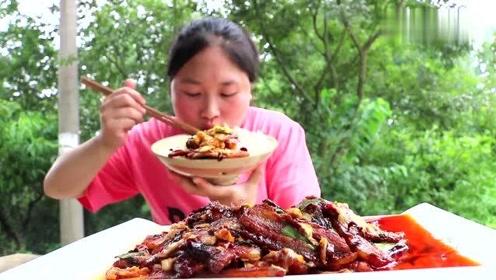 这才是五花肉最好吃的做法,胖妹一顿做3斤超下饭,可算吃过瘾了
