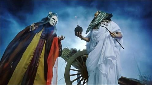 《大话西游》里最惨的妖怪:夜晚出来害人,遇到唐僧却被玩惨了