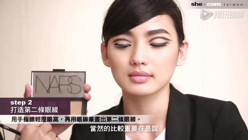 彩妝教學 │ 復刻60年代IT Girl美妝【she.com Taiwan】 (Full HD)