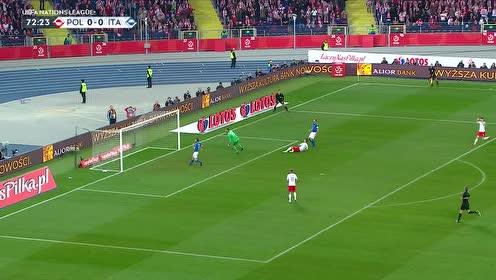 【配音集锦】比拉吉绝杀 意大利1-0送波兰成首支降级球队