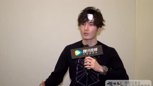 Interview(Liu Haikuan): He appreciates Thai Fans | The Untamed Fan Meeting in Thailand