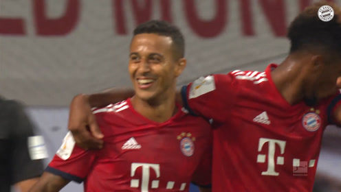 拜仁德国超级杯十佳破门 助阵德甲王者冲击五冠王