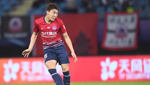 【战报】 重庆当代1-1江苏苏宁 特谢拉破门卡尔德克头槌扳平