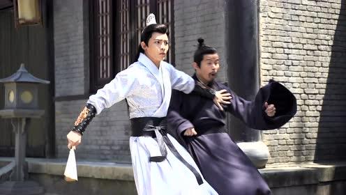 BTS: Hou Minghao's cool fightings | A Girl Like Me