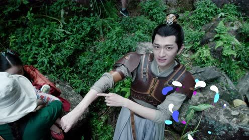 BTS: Lin Yi Stages a Fraud in Front of Zhao Jinmai   The Blessed Girl
