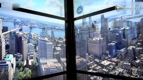 Youtu*e热门视频:1分钟俯瞰纽约500年