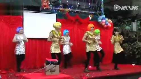 年会搞笑舞蹈串烧2012