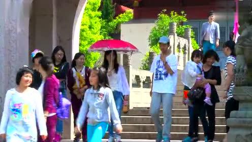 双龙洞古子城采风旅游视频 让人看了都心动
