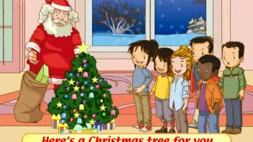 新起點二年級英語上冊Unit 6 Happy Holidays