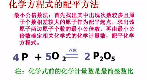 新版九年級化學上冊第五單元 化學方程式5.2 如何正確書寫化學方程式