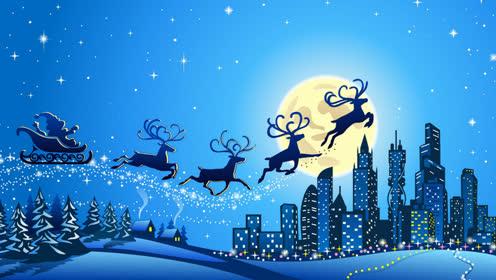 波兰圣诞节搞笑温情广告《英语初学者》