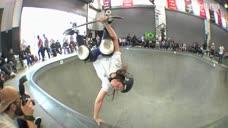 Instreet滑板 美女玩滑板太强悍了亮瞎我的眼
