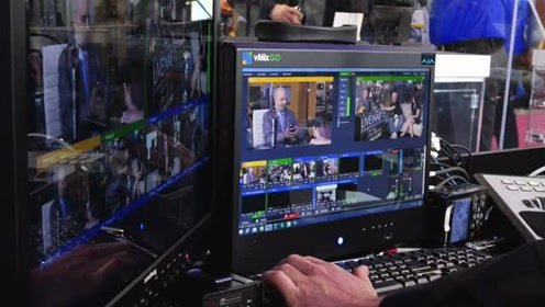vMix in Action- from NAB 2015