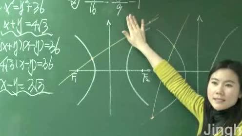 高中数学选修1-1第二章 圆锥曲线与方程