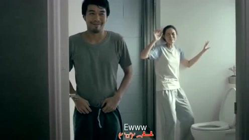 创意广告:以为是衣服广告,没想到是饮料!