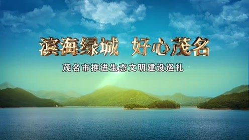 茂名创建国家森林城市宣传片