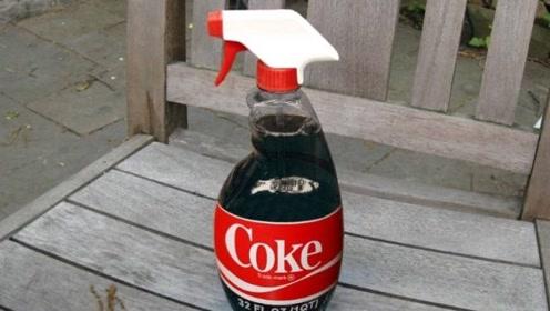 生活小窍门-可乐的妙用小技巧