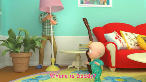 益智动画童谣儿歌,爸妈陪可爱的小宝贝一起玩躲猫猫!