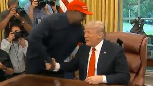 現場!美國歌手侃爺讓特朗普換掉專機:總統不好看我們沒面子