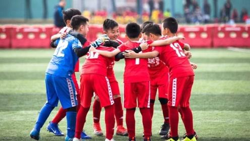 中国足球小将09vs恒大四队08 全场高清录像