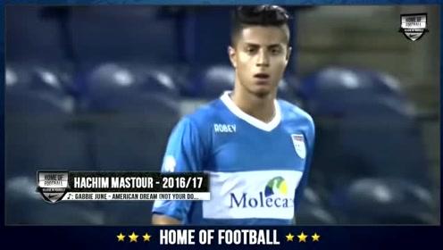 哈奇姆·马斯图尔被租借到马拉加时期的精彩表现,他还能回AC米兰吗