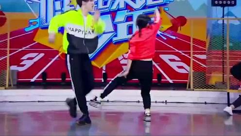 综艺:笑到模糊!快本最强尬舞在这里,谢娜范丞丞王一博都疯了吗?