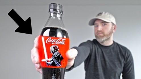 世界上第一个电子可乐瓶开箱!