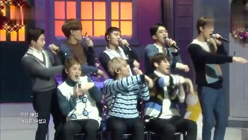 Unfair-EXO(SBS音乐现场)