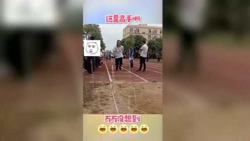笑死人不偿命:体育老师:这我没法教了!