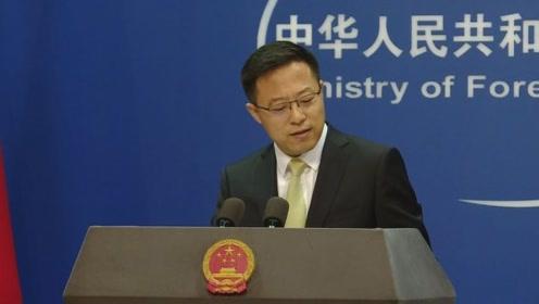 外交部:中国政府交出的抗疫答卷经得起时间和