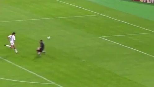 阿根廷锋霸克雷斯波欧冠个人进球集锦,乘风破浪大杀四方!