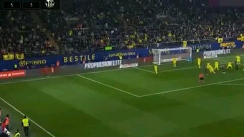 还能怎么吹梅西发力黄潜发抖连续3场西甲任意球破门