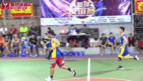 易燃体育:海尾村篮球友谊赛9月10日每日精彩集锦