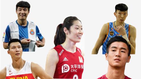 中国运动员影响力榜单:朱婷第1,武磊第2,女排12人入围霸榜