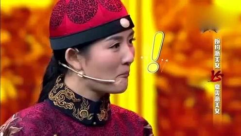 谢娜与神秘搭档飙泰语,双方完全听不懂,谢式泰语笑翻全场!