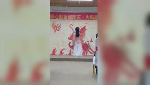 中国风古装美女柔美舞姿,身体好柔软,过瘾~#国风音乐#