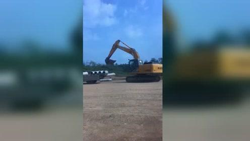 挖掘机最新视频,你喜欢这样的挖掘机吗?挖掘机99