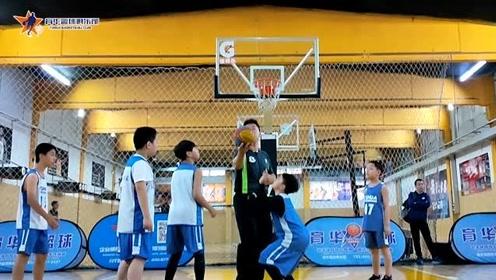 天津育华篮球2020年秋季超级联赛