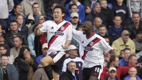18年前孙继海打进中国球员英超首球,以为是开始,没想到却是巅峰