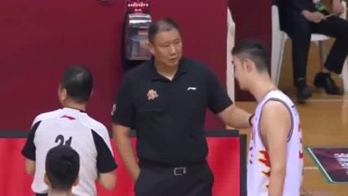 最近CBA教练很火的梗,王晗指导:那你咋不吹呢?瞅瞅玩呗