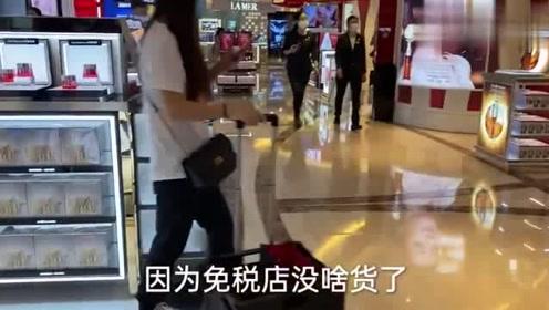 香港小慧美食档开始了,不做饭的她被老公抱怨了,今天做香辣鱼块