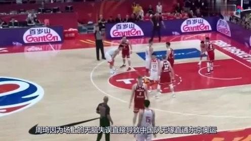 周琦赵睿CBA季前赛表现神勇,却暴露中国男篮尴尬现状姚明太难了